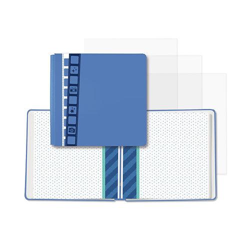 Picture  This! Vivid Blue Fast2Fab™ Album