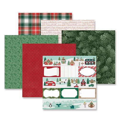 Christmas Spirit Paper Pack (12pk)
