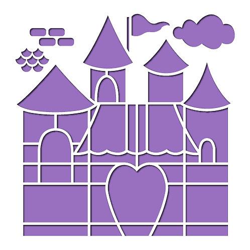 Fairy Tales Stencil