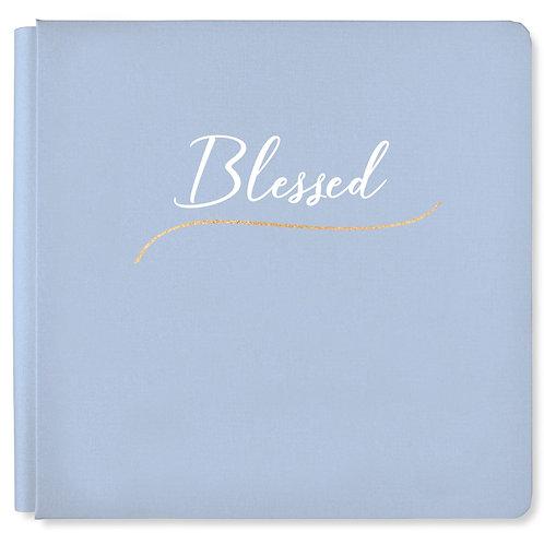 Keep the Faith Arctic Blue 12x12 Album Cover