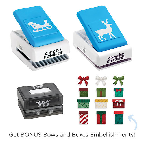 Christmas Spirit Punch Bundle - Pre-Order