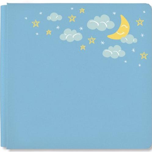 Storytime Cashmere Blue 12x12 Album Cover