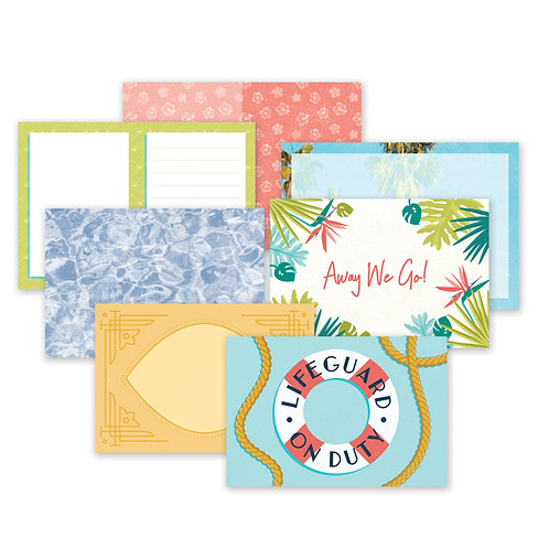 Sun-Kissed Travel Variety Mat Pack
