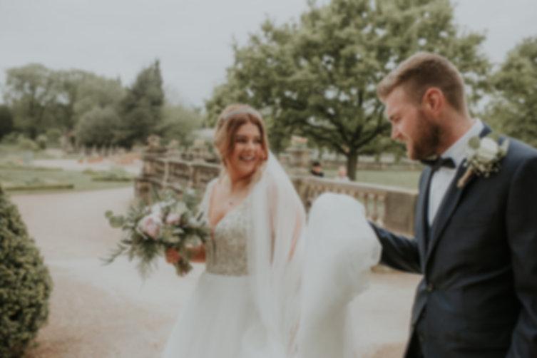 Trentham Estate Gardens Wedding