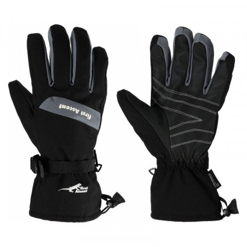 First Ascent Men's Mogul Ski II Glove