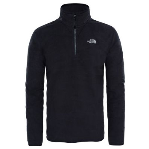 North Face 100 Glacier 1/4Zip Fleece