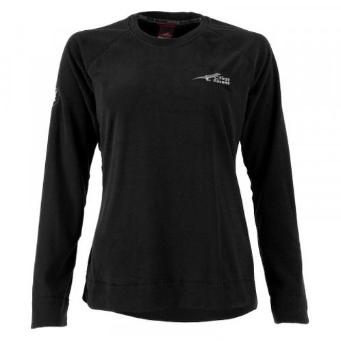 First Ascent Ladies Essence Fleece Pullover