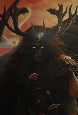 Gwyn ap Nudd, lord of the hunt