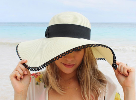 Protecting your hair from Sun, Salt Water & Chlorine