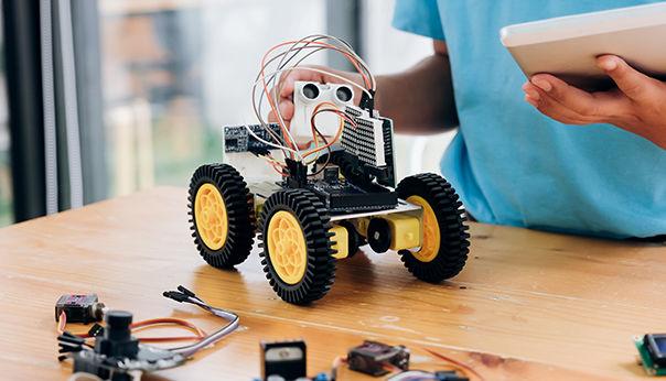 Basic Electronics and Arduino
