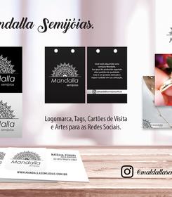 Mandalla Graphic Design