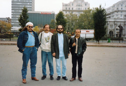 Turnê Egberto Gismonti (Europa 88)