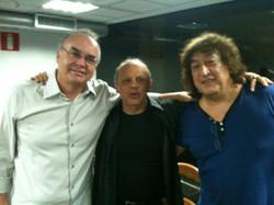 Com Juarez e Toninho Horta