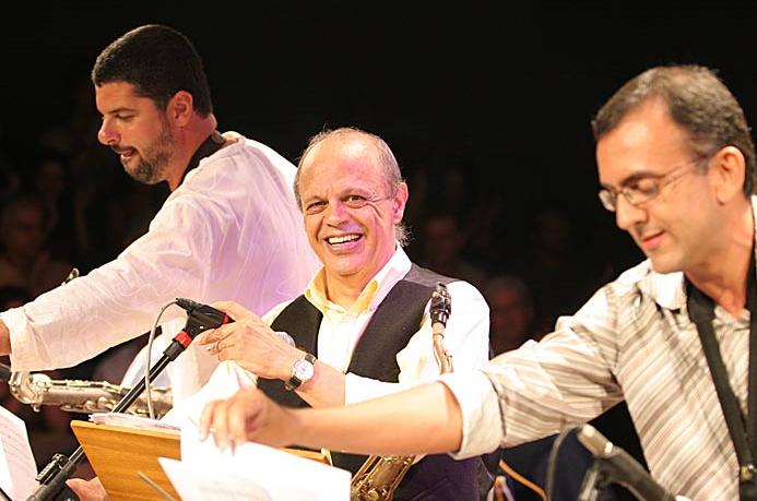 Festival de Saxofone - Os 3 Tenores