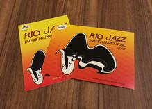 Logo Rio Jazz Instrumental 2ª Edição
