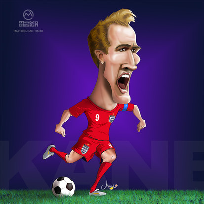 Caricatura Kane