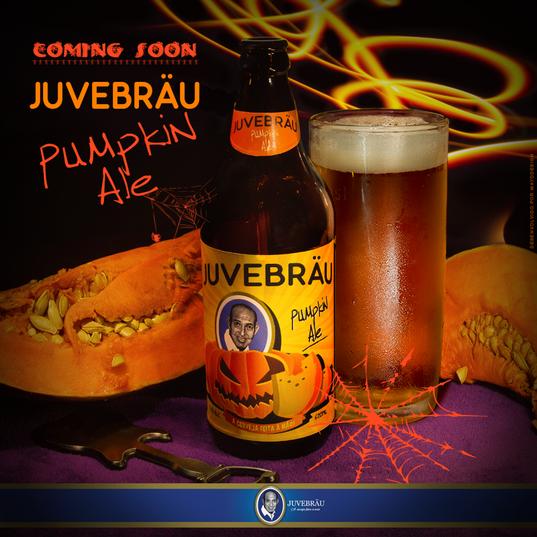 MEME Juvebrau Pumpkin