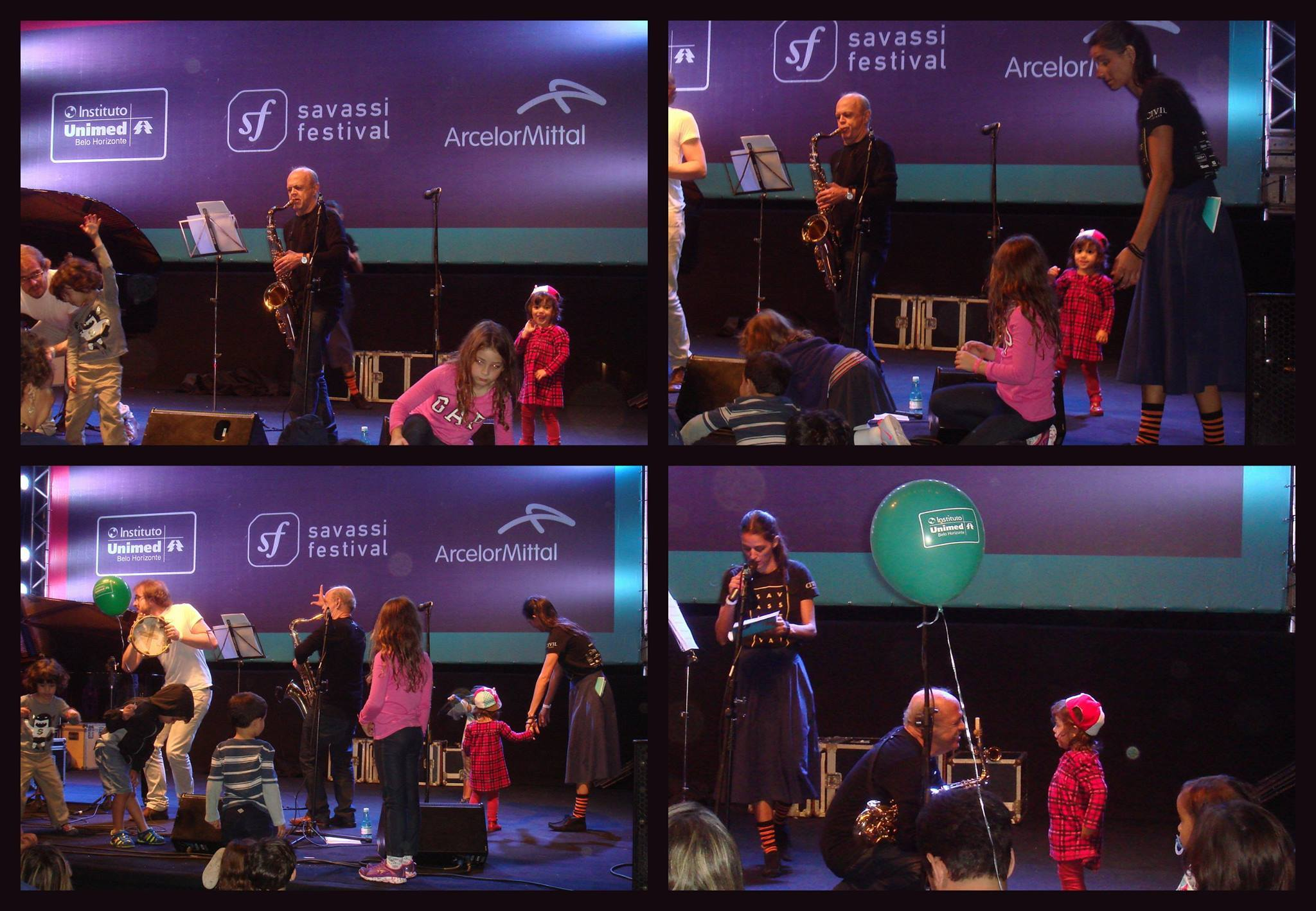 Savassi Festival para Crianças 2014
