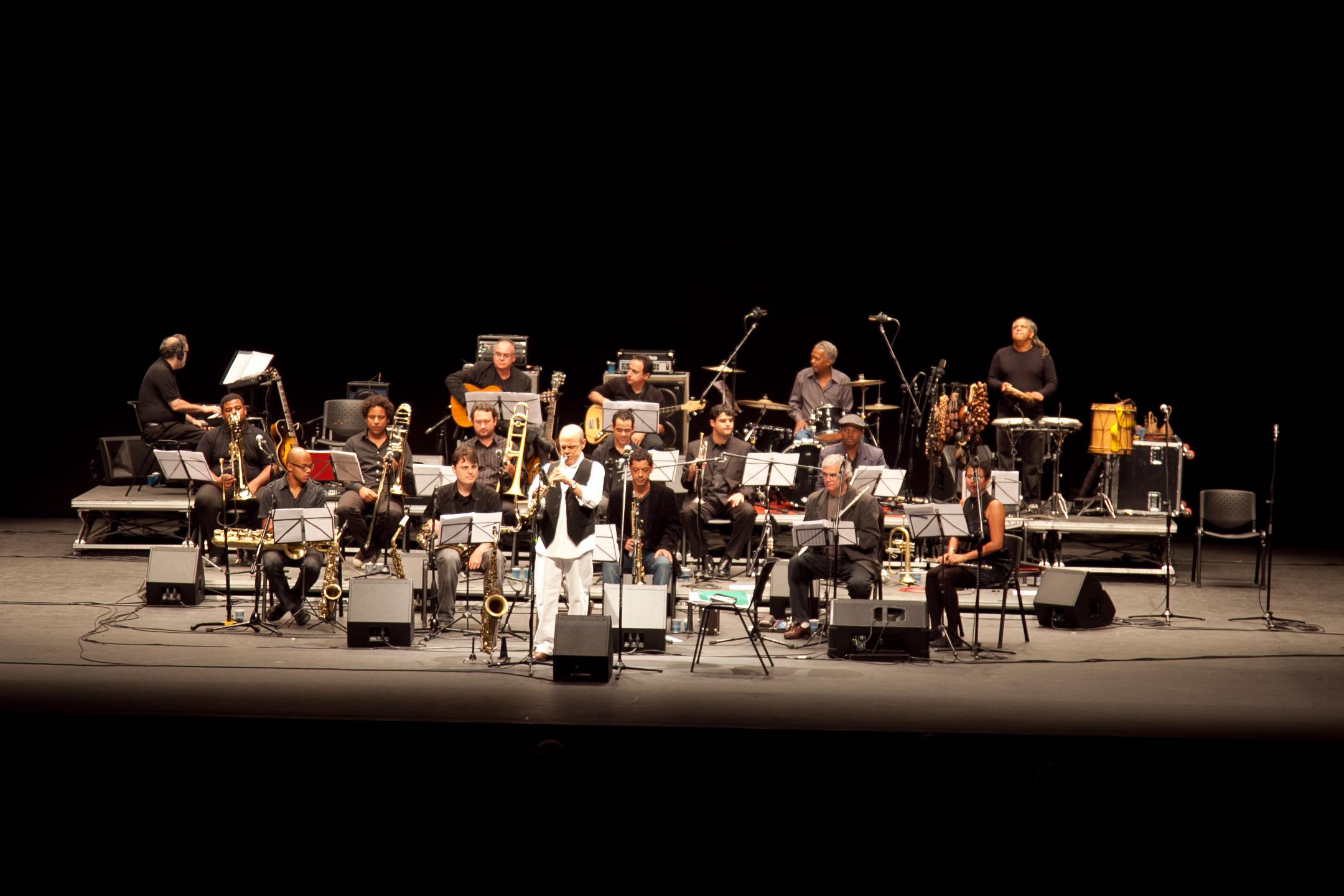 Jazz Mineiro Orquestra 2015