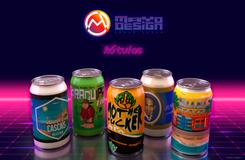 Rótulos de Cerveja
