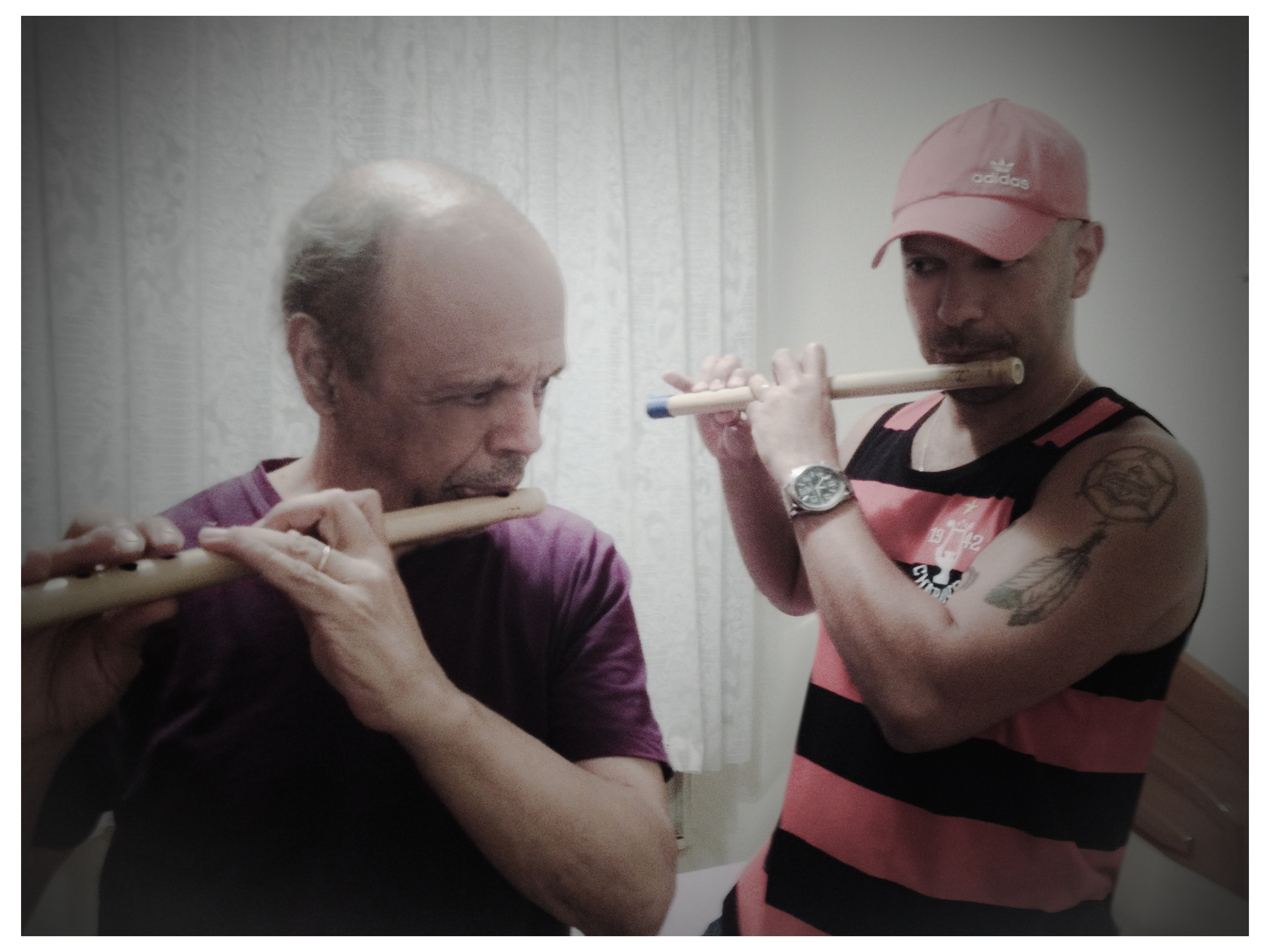 Nivaldo e Mayo Ornelas