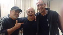 Jairo Lara, Nivaldo e Bagriel Aquino