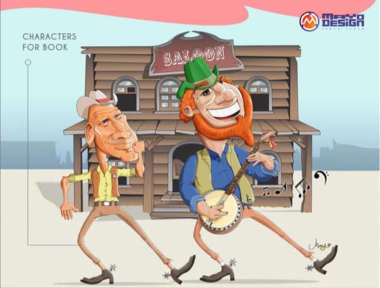 Character Design / Illustrations