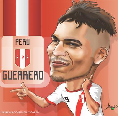 Caricatura Guerrero