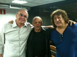 Juarez Moreira, Nivaldo e Toninho