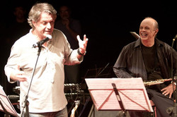 Markos Resende e Nivaldo Ornelas
