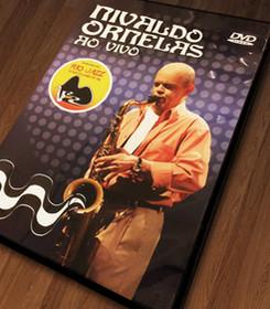 DVD Nivaldo Ornelas Live