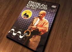 DVD Nivaldo Ornelas Ao Vivo