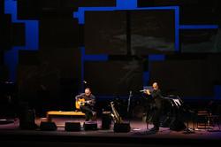 Nivaldo e Juarez Moreira em BH