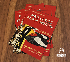 Rio Jazz Instrumental 1ª Edição