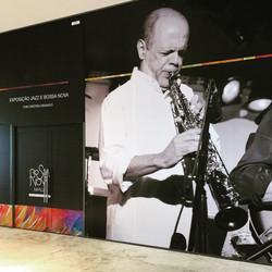 Exposição Jazz & Bossa Nova