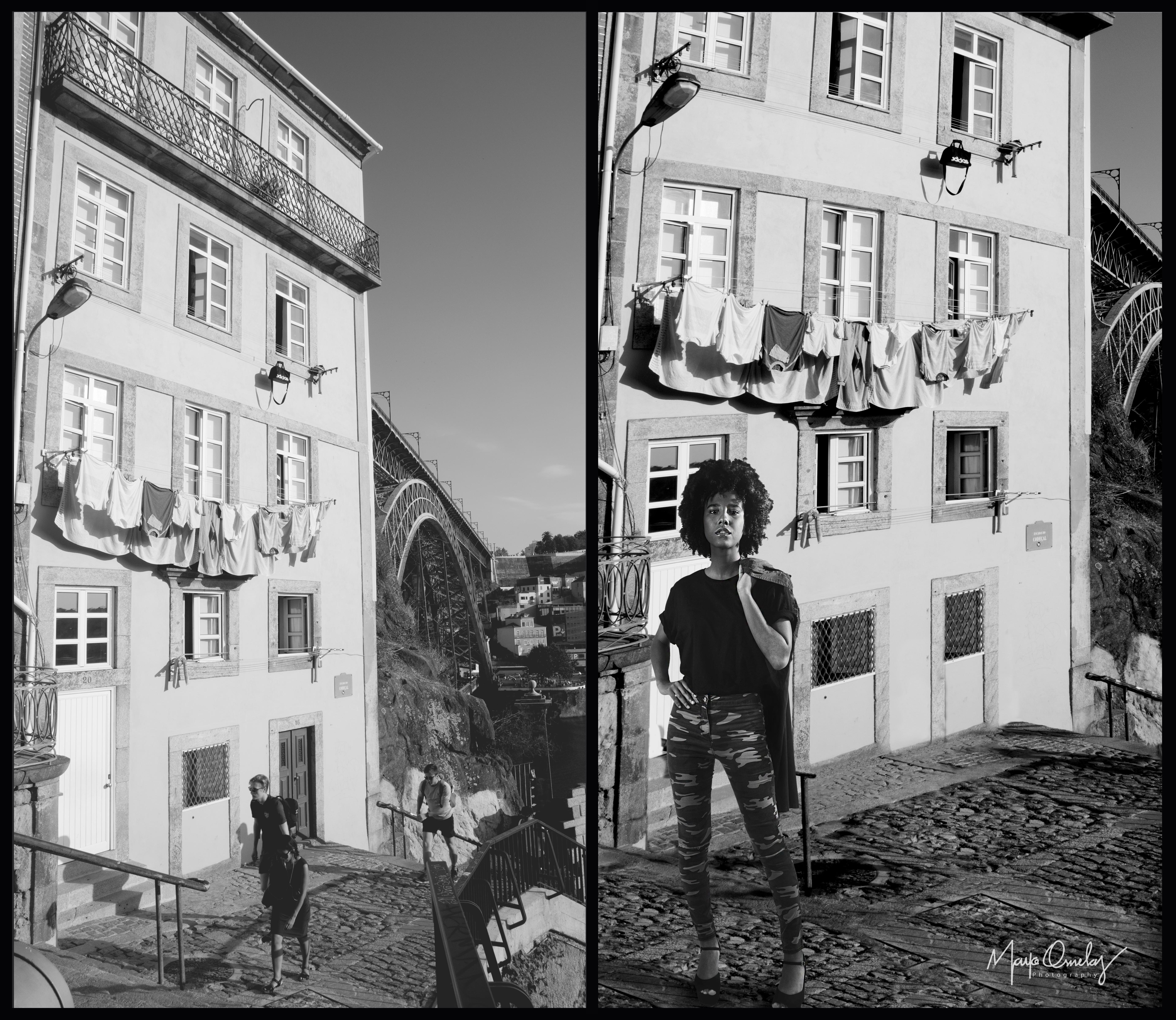 Antes e Depois - modelo
