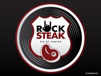 Redesign Logo Rock Steak