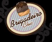 Brigadeiro Chic Logo