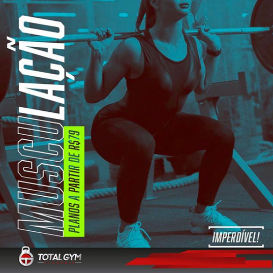 Feed Insta Total Gym
