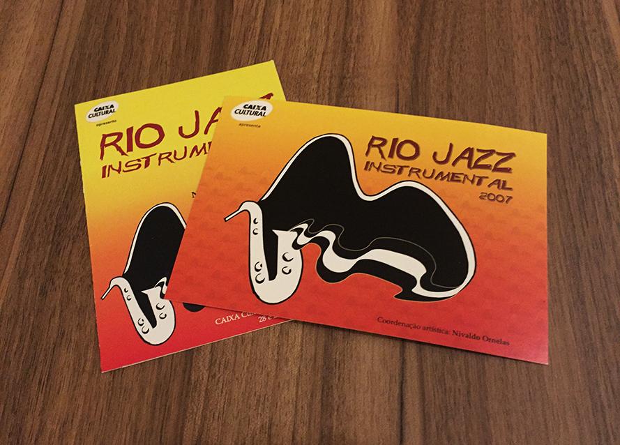 Rio Jazz Instrumental 2007