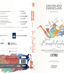 DVD Brazil-Netherlands Series