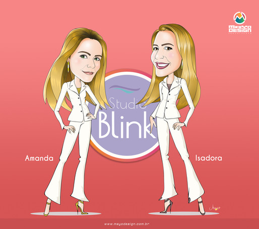 Personagens Studio Blink