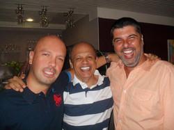 Mayo, Nivaldo e Eduardo Neves