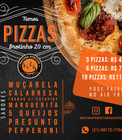 Mistura Perfeita Pizzaria