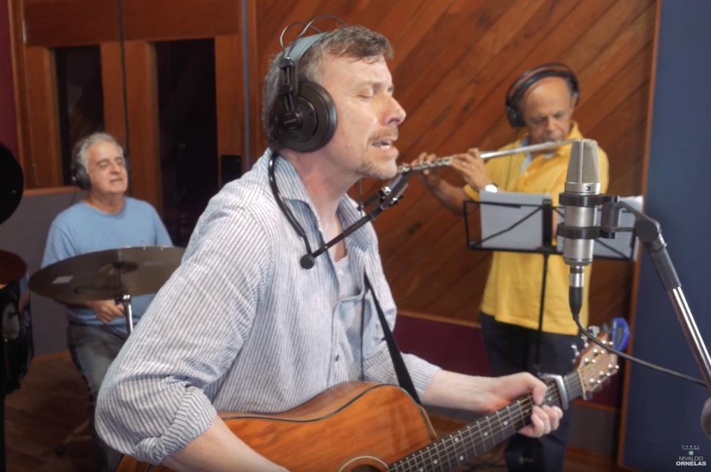 Gravação CD Andrew P. Davies