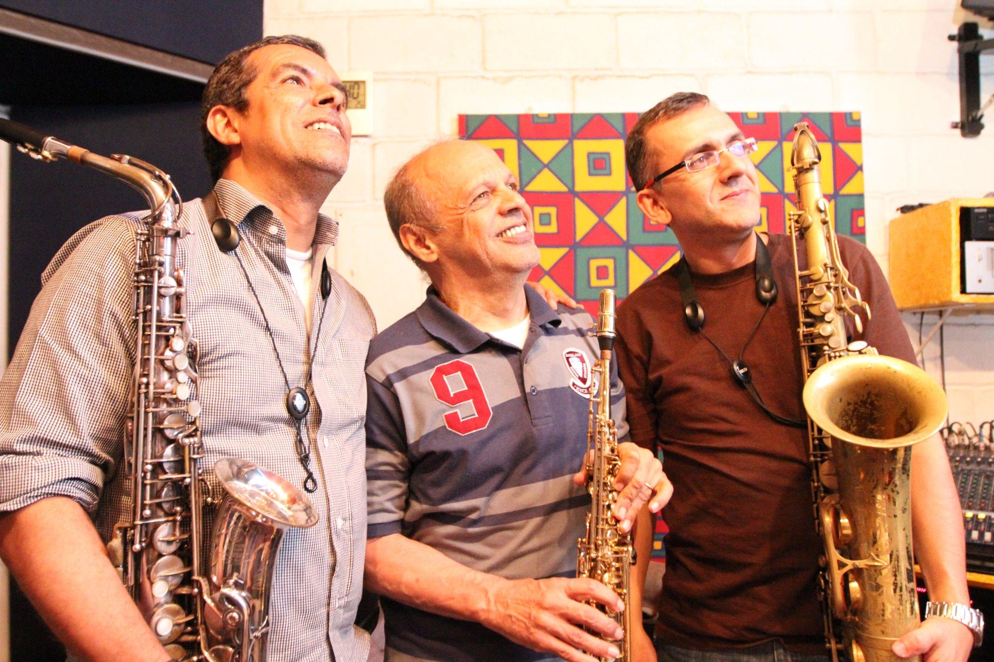 Festival de saxofone 2012