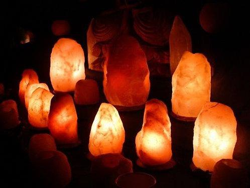 Himalayan Salt Lamp 4-8kg