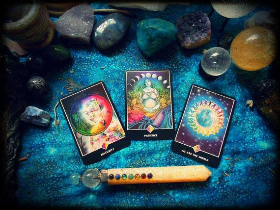 Online Empowerment Card Reading