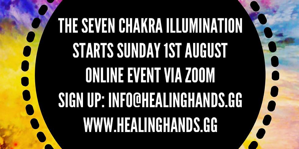 The Seven Chakra Illumination