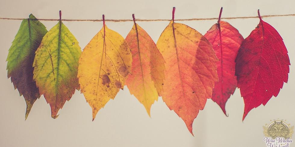Autumn Equinox Sacred Retreat